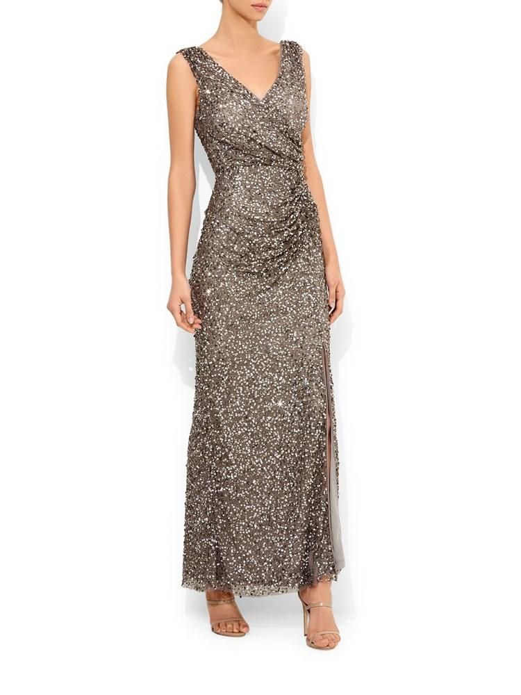 myer evening dresses